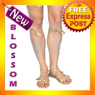 S1 Roman Athenian Goddess Greek Halloween Egyptian Women Sandals Shoes