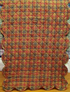Primitive Quilted Table Runners 36 48 54 Lengths 100 Cotton