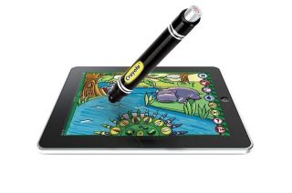 Griffin Crayola ColorStudio Color Studio HD iMarker Stylus for iPad 2