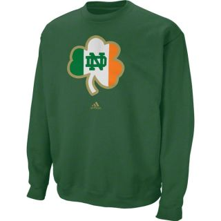 Notre Dame Fighting Irish Green Adidas Emerald Isle Classic Dublin