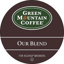 Green Mountain Coffee Roasters Our Blend Coffee K Cups