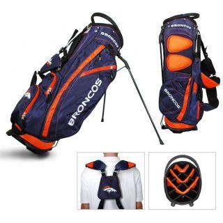NFL Denver Broncos Fairway Stand Team Golf Carry Bag