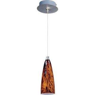 LBL Lighting Cypree 1 Light Mini Pendant
