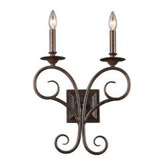 Elk Lighting Vanity Light in Satin Nickel   570 4N A