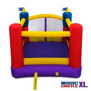 Blast Zone Magic Castle XL10 Bounce House   MAGIC CASTLE XL10