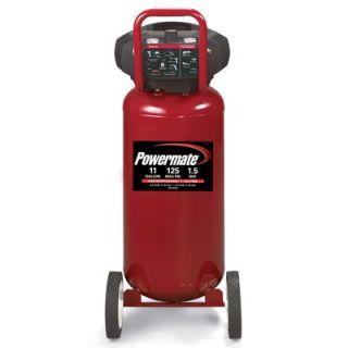 Powermate 11 Gallon Oil Free Invector Air Compressor   PL1581109