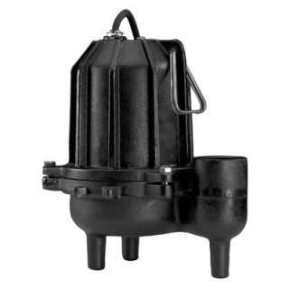 Wayne Water Systems 6/10 HP Manual Operation Cast Iron Heavy Duty