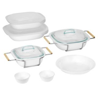 Corningware SimplyLite 13 Piece Bakeware Set