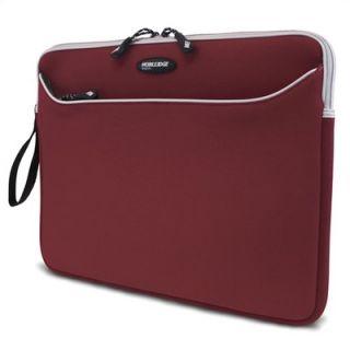 Mobile Edge 13 Red / Silver SlipSuit Neoprene Laptop Sleeve for