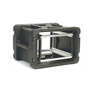Shock Rack Case (20 Deep) 19Rackable x 20 Deep x 14High (inside