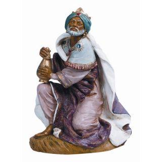 Fontanini 18 Scale King Gaspar Figurine