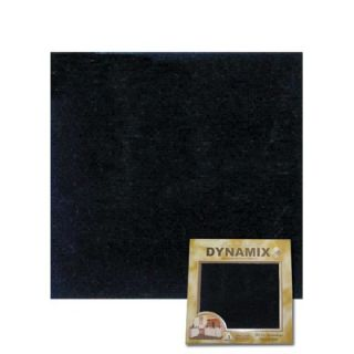 Home Dynamix Vinyl Machine Black Floor Tile (Set of 20)   20PCS 1052