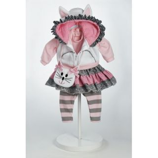 Adora Dolls 20 Baby Doll The Cats Meow Costume   20920924