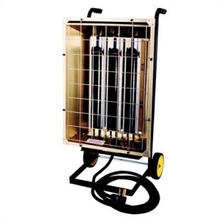 Fostoria Portable (Cart) Electric 20,478 BTU Heavy Duty Infrared