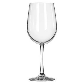Libbey Vina Drinking Glasses Tall Wine, 18 1/2 Ounce