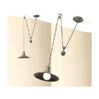 Lustrarte Lighting Rustic DAvo 2 Light Kitchen Island Pendant   509