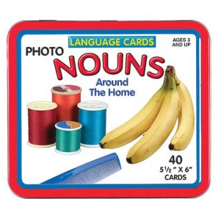 Patch Products Nouns (Around the Home) Language Cards