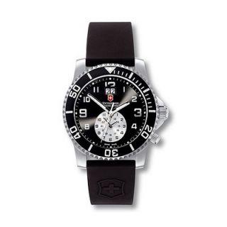 Swiss Army Mens Maverick II Dual Time Watch