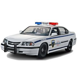 Revell 125 05 Chevy Impala Police Car Plastic Model Kit