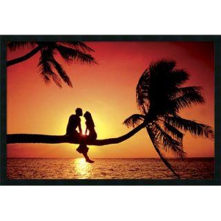 Amanti Art Summer Love Framed Print Art   25.66 x 37.66   DSW01589