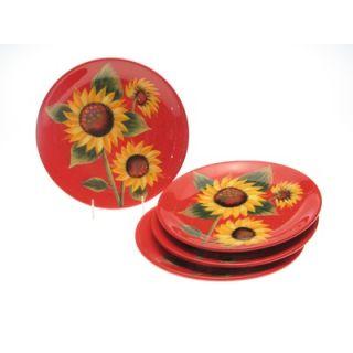 Certified International Sun Blossom by Julie Ueland Dinner Plate (Set