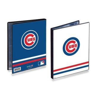 Ultra Pro MLB Baseball Card Portfolio (4 Pocket Pages)