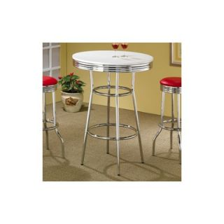 Classic 50s Diner Bar Stools 74 95 Ea Red Retro Style New
