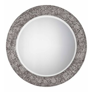 Triarch Lighting Jewelry 33 x 33 Mirror in Brushed Steel