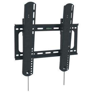 Ultra Slim Tilting Wall Mount in Black for 27 to 42 LED / LCD TVs