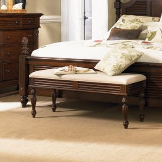 Liberty Furniture Royal Solid Wood Bedroom Bench   526 BR47