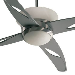 Quorum 52 Astra 4 Blade Ceiling Fan with Wall Control   89524 16
