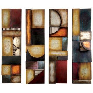 Aspire Abstract Metal Wall Art