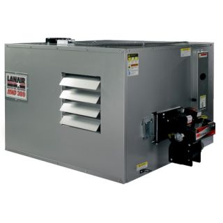 MX Series 300000 BTU 80 Gallon Ductable Waste Oil Heater with Roof