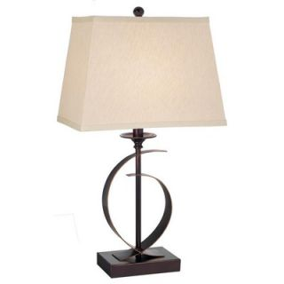 Pacific Coast Lighting Novo Table Lamp in Dark Bronze (Set of 2