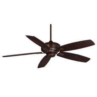 Savoy House 52 The Wind Star 5 Blade Ceiling Fan   52 830 5RV 129