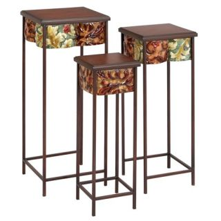 Contemporary Plant Stands & Telephone Tables