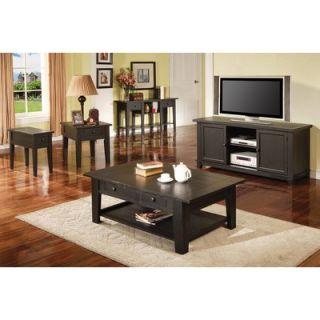 Steve Silver Furniture Liberty 60 TV Stand   LB100TVB