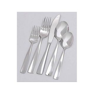 Oneida Satin Garnet 65 Piece Formal Flatware Set   T245065C