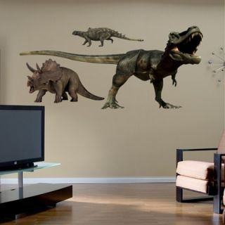 Fathead Dinosaurs Group Two Wall Graphic   69 00034