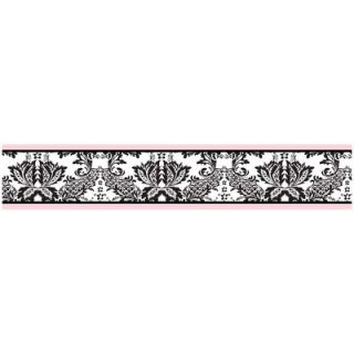 Sweet Jojo Designs Sophia Wallpaper Border   Border Sophia