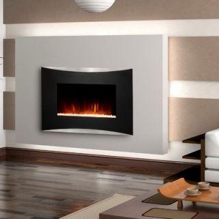 Burley UK Seaton Wall Mounted Electric Fireplace