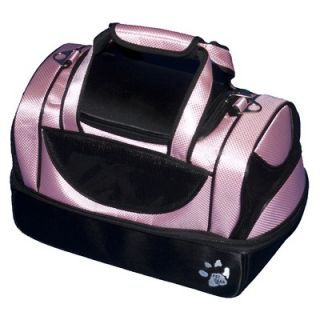 Pet Gear Aviator Bag Pet Carrier in Crystal Pink