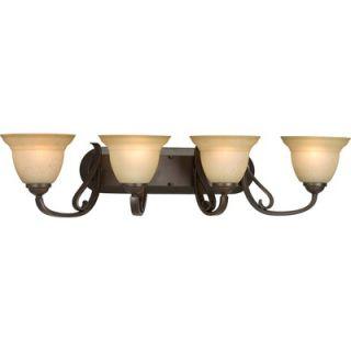 Progress Lighting Torino Vanity Light in Forged Bronze   P2884 77
