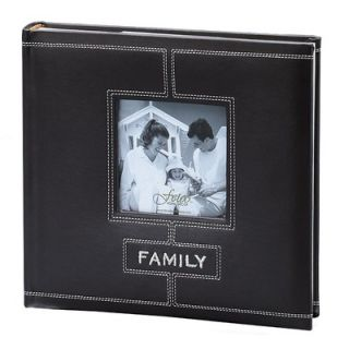 Fetco Home Decor Sasha Family Opening Picture Album
