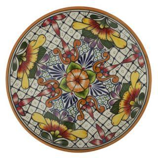 Nikko Ceramics Christmas 10 Pie Plate   890 89