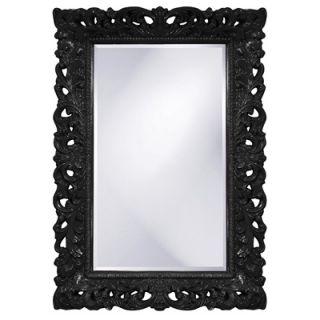 Howard Elliott Barcelona Mirror in Black