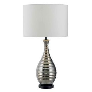 Kathy Ireland Home Architectural Orbit Table Lamp   87 1242 20