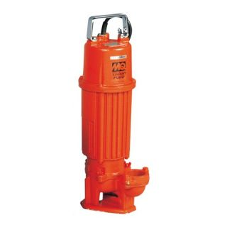 multiquip 95 gpm submersible trash pumps with single