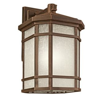 Lighting Sebring Outdoor Wall Lantern in Brushed Stainless   8870 98