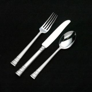 Towle Silversmiths Stainless Steel Voile Frost Cold Meat Fork